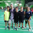 Χάσκοβο international Badminton U15!!!